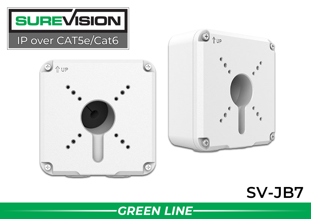 SUREVISION IP Camera Junction Box