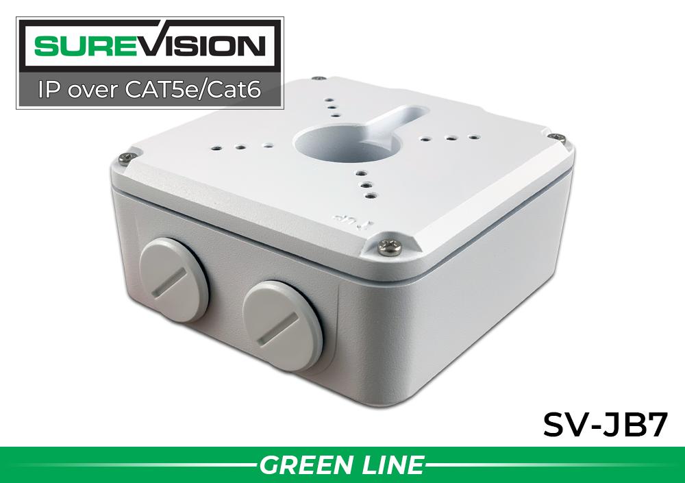 SUREVISION IP Camera Junction Box