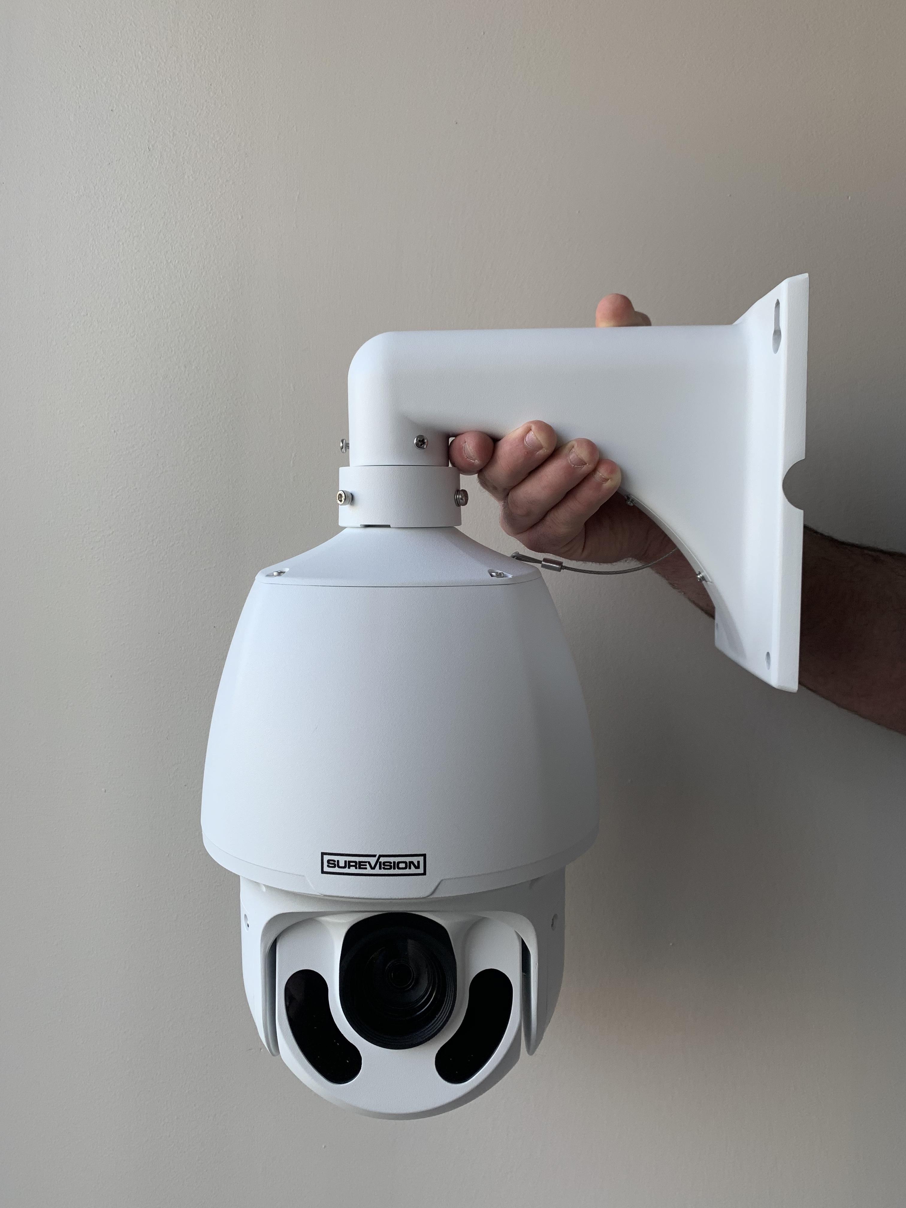 2MP 33x Lighthunter Network Long Range PTZ Dome Camera