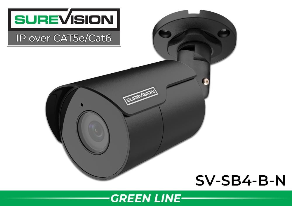 Bullet 4MP IP Camera System with 16 Cameras  / 16IPSB4-B-N