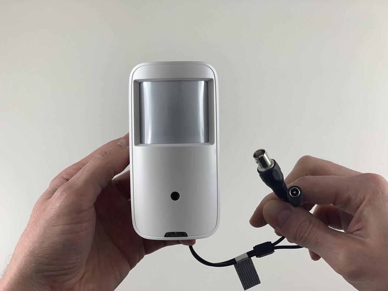 2 Megapixel HD Hidden Motion Detector Camera