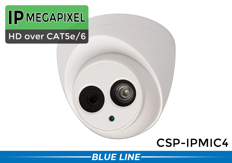 IP Security Camera with Microphone