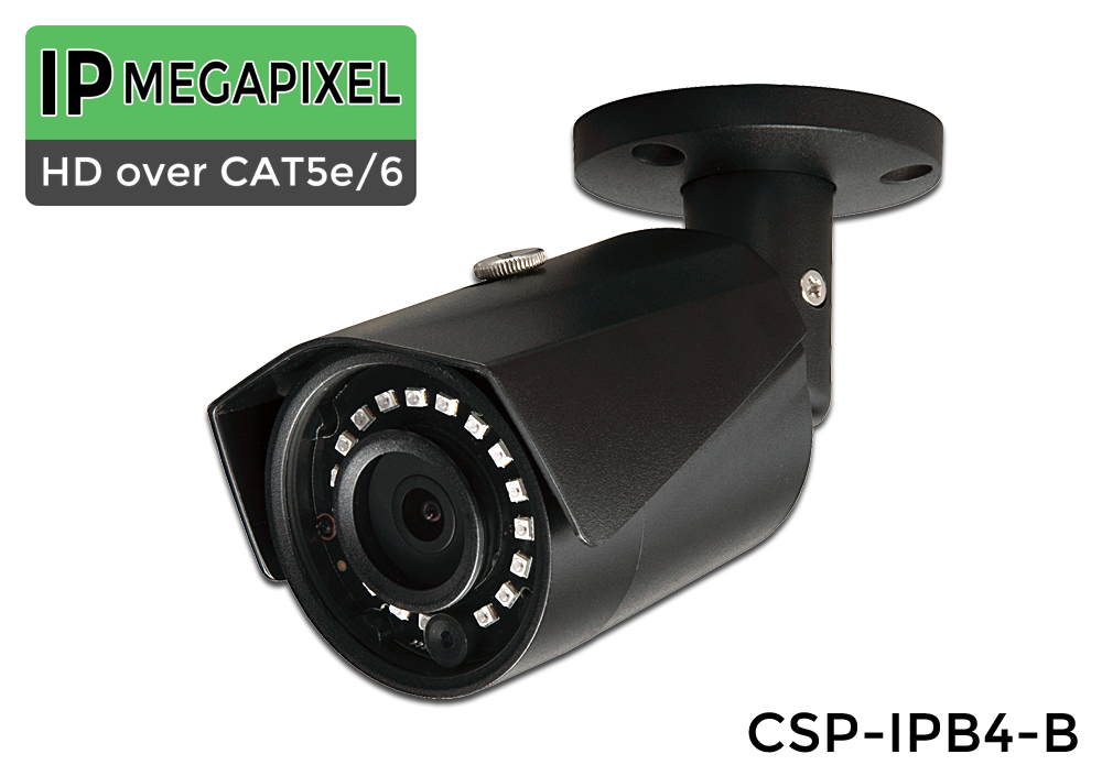 16 Camera Infrared Bullet 4MP IP NVR Security System with Night Vision