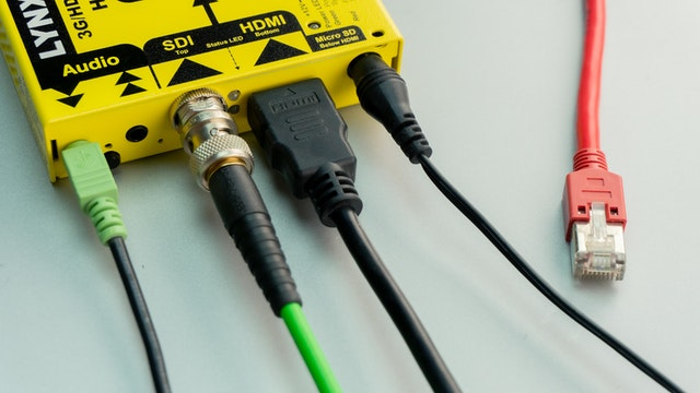 4k security camera cable