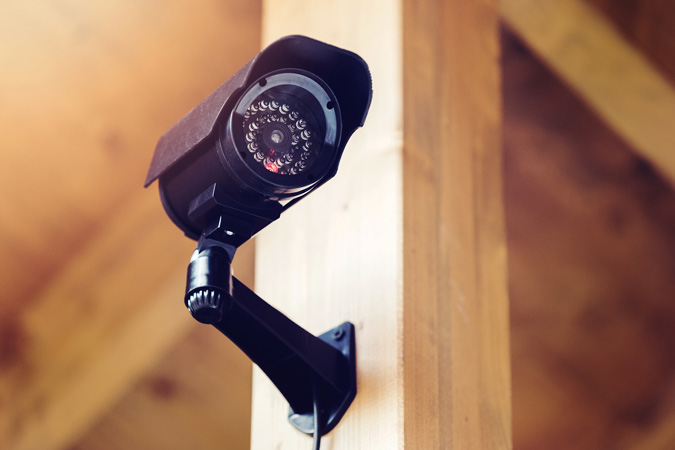 Residential Security Cameras