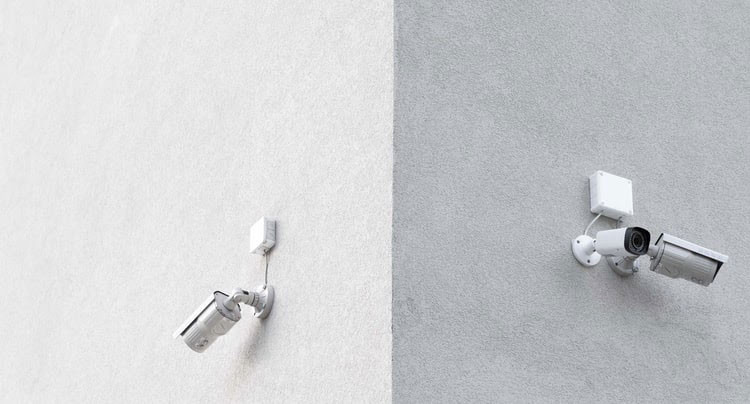 Wired vs. Wireless Security Cameras