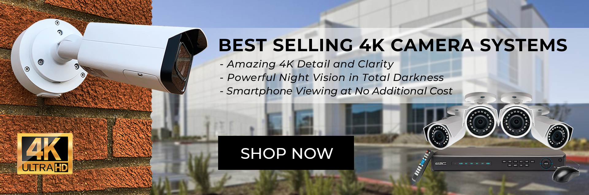 4k camera system - New for 2021