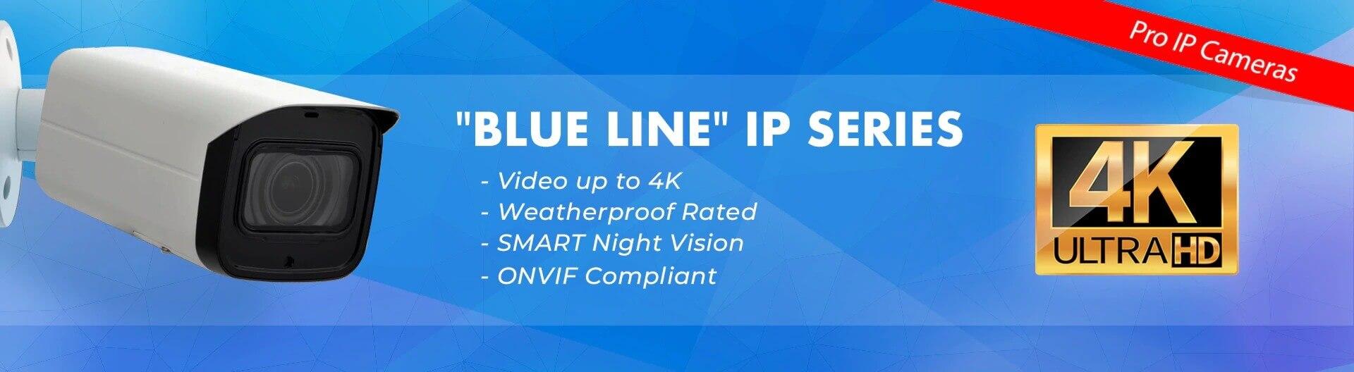 Blue Line IP Series