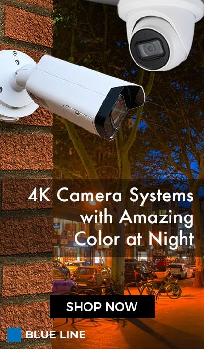 Brick Wall Camera at Night Vision