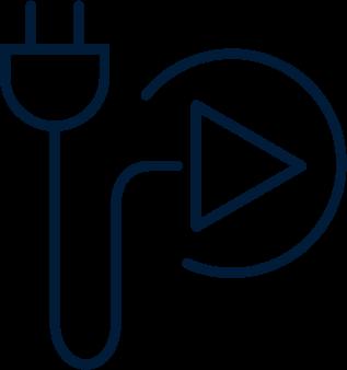 Plug & Play Setup icon
