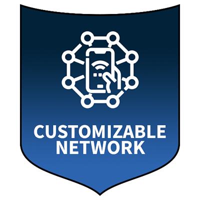 Customizable Network
