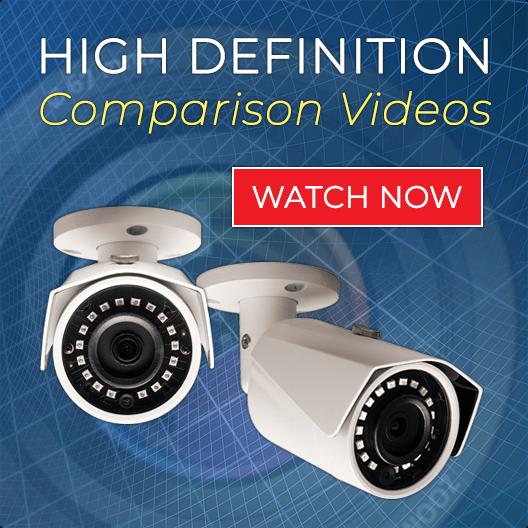 HD Comparison Videos