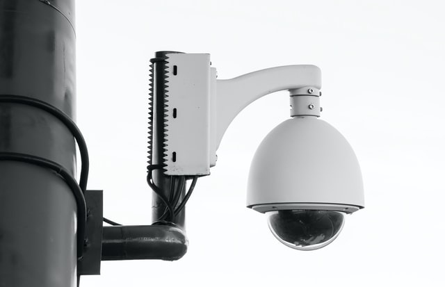 IP dome security camera