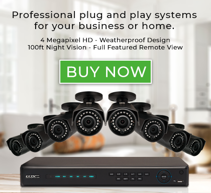 4 MP Camera Systems