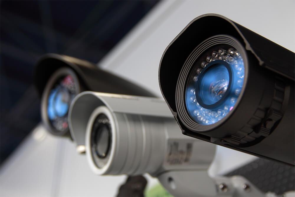 security camera set