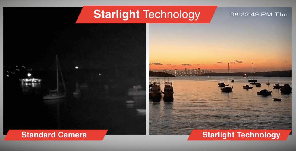 starlight technology