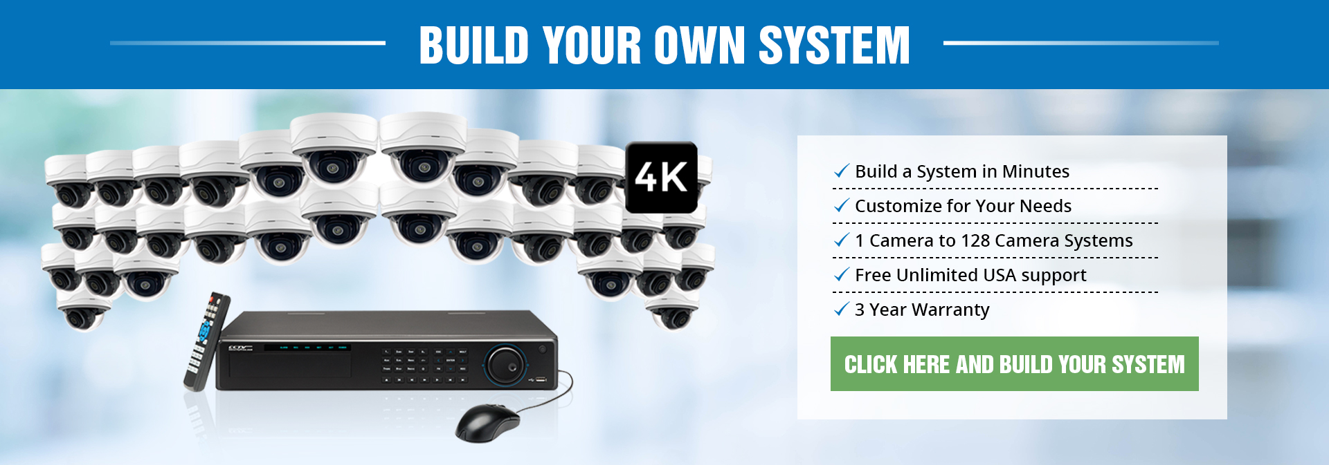 Want to build your own custom system? Not sure what you need?