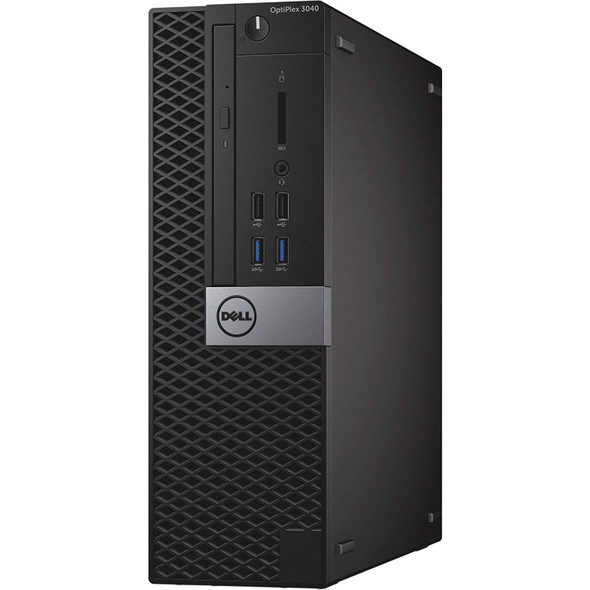 Dell Optiplex 3040 SFF Intel Core i5 3.2GHz 8GB Ram 500GB HDD Windows 10 Pro