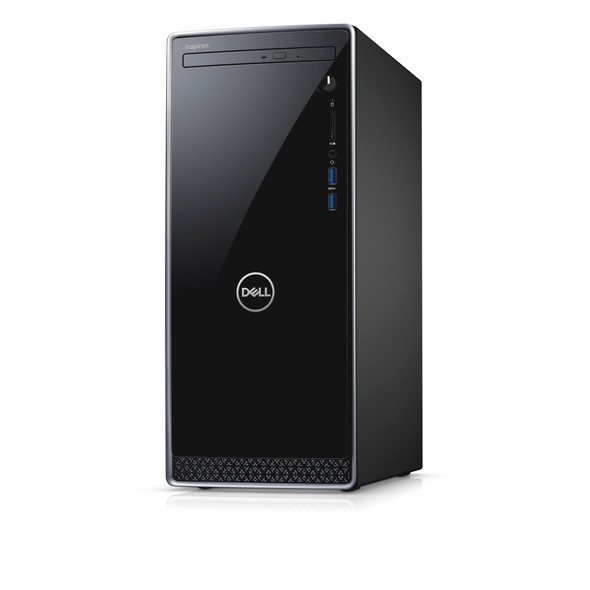 Dell I3670-3828Lk-Pus MT Intel Core i3 3.60 GHz 8Gb Ram 1TB Windows 10 Home-64 | Refurbished