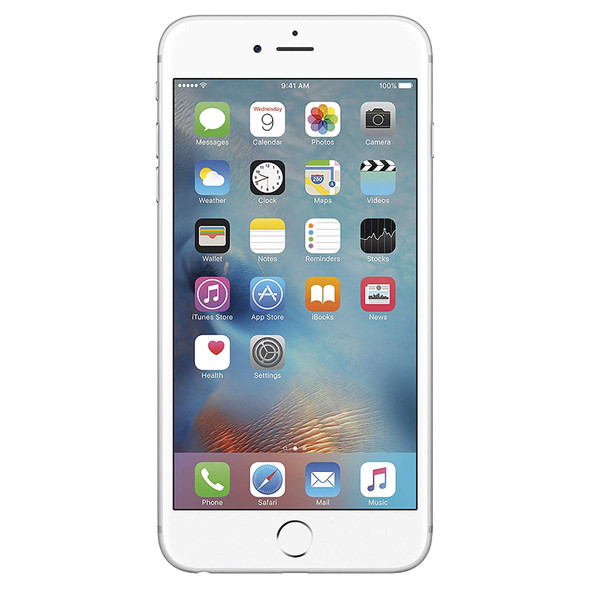 """Apple iPhone 6s Plus (AT&T) 5.5"""" Smartphone 16GB Flash iOS Silver 