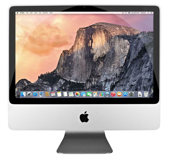 Apple iMac AIO Intel C2D 2.16 GHz 2GB Ram 160GB MAC OS X