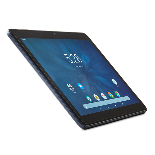 """Onn. 100005208 (Wi-Fi) 10.1"""" Tablet 16GB Flash Android OS Blue   Scratch & Dent"""