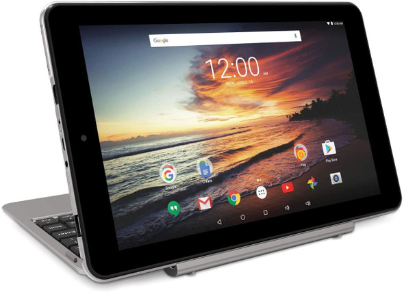 """Rca Viking Pro (Wi-Fi) 10.1"""" Tablet 32GB Flash Android OS Space Grey 