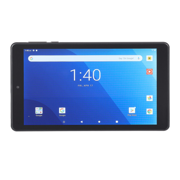 """Onn. Tablet Pro (Wi-Fi) 8"""" Tablet 32GB Flash Android OS Black 