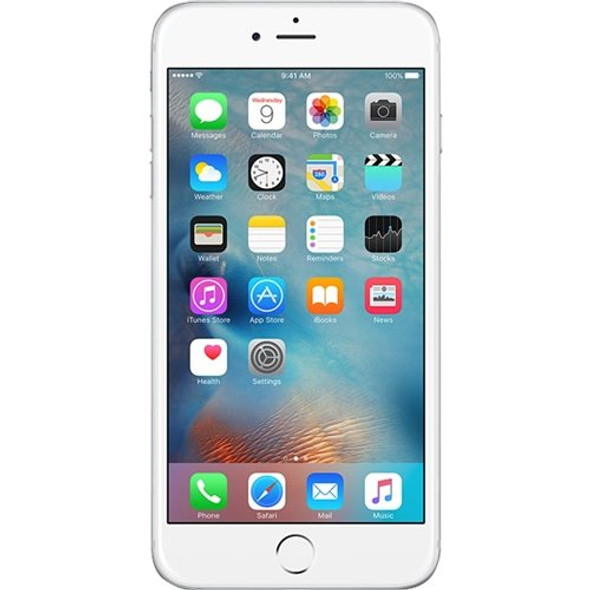 """Apple iPhone 6 (At&T) 4.7"""" Smartphone 64GB Flash iOS Silver 