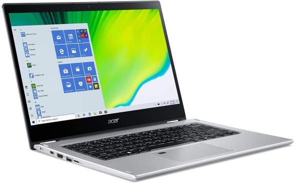 """Acer Sp314-54N 14"""" Laptop Intel Core i5 1.00 GHz 8 GB 256 GB SSD Windows 10 Home"""