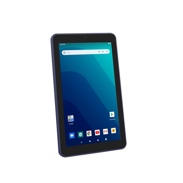 """Onn. 100015685 (Wi-Fi) 7"""" Tablet 16GB Flash Android OS Blue 