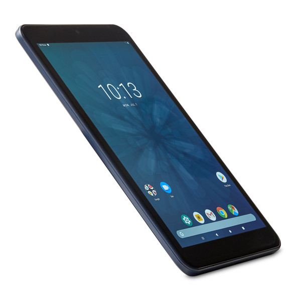 """Onn. 100011885 (Wi-Fi) 8"""" Tablet 32GB Flash Android OS Blue 