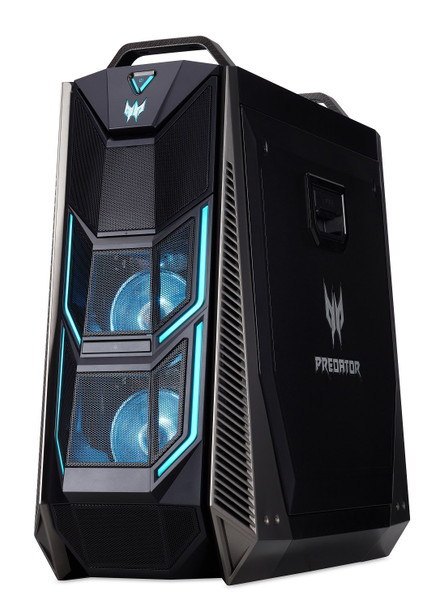 Acer Predator Orion 9000 DT Intel Core i7 3.70 GHz 32Gb Ram 512GB SSD HDD Windows 10 Home-64 | PO9-600-I7KFCF1080TI | Refurbished