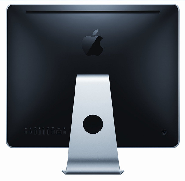 "Apple iMac 20"" (2009) AIO Intel C2D 2.00 GHz 2GB Ram 160GB SSD MAC OS X 