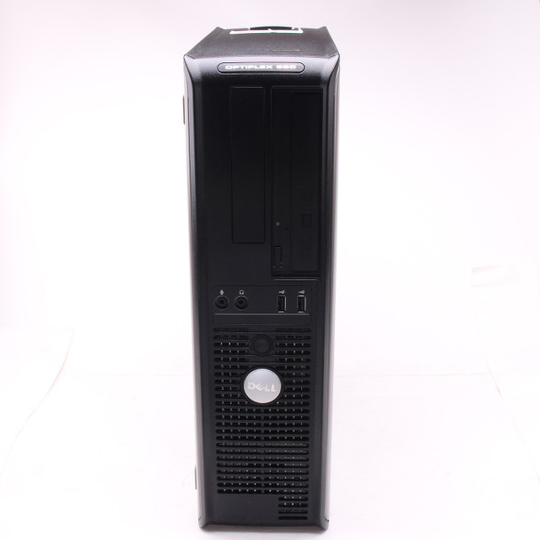 Dell Optiplex 380 DT Intel Pentium 2.60 GHz 4GB Ram 160GB W10P | Refurbished