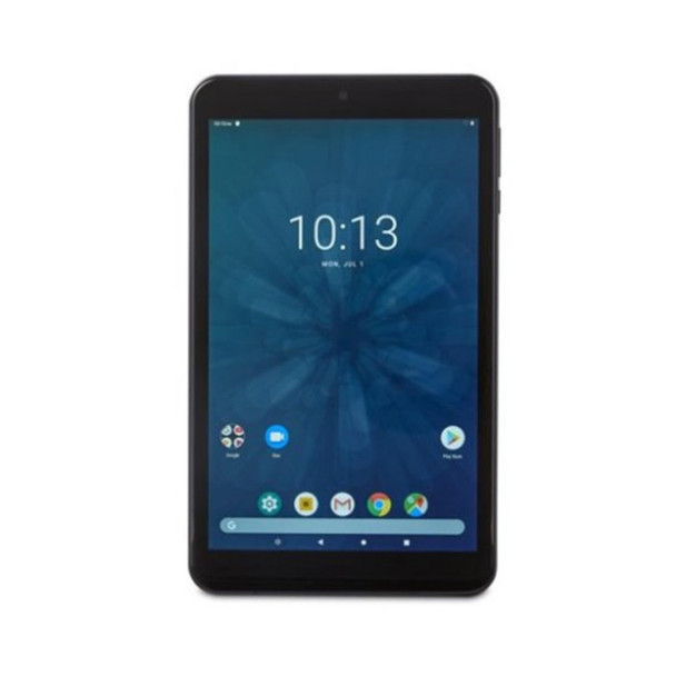 """Onn. Tablet  (Wi-Fi) 8"""" Tablet 16GB Flash Android OS Blue 