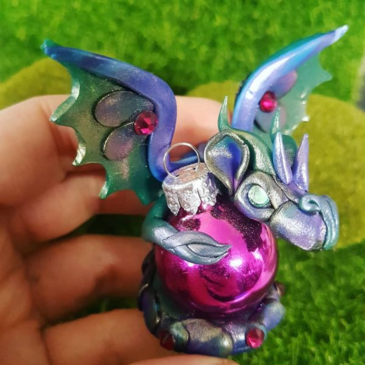 Dragon Series 2021 Green Purples