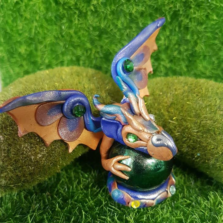 Dragon Series 2021 Golden peacock