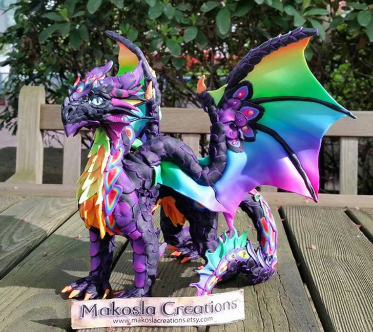 Complex Dragon Catalog Custom Order