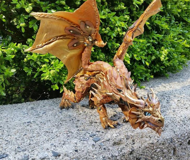 Furious Dragon Catalog Custom Order
