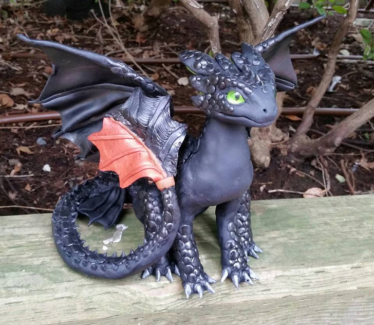 Toothless Made to Order