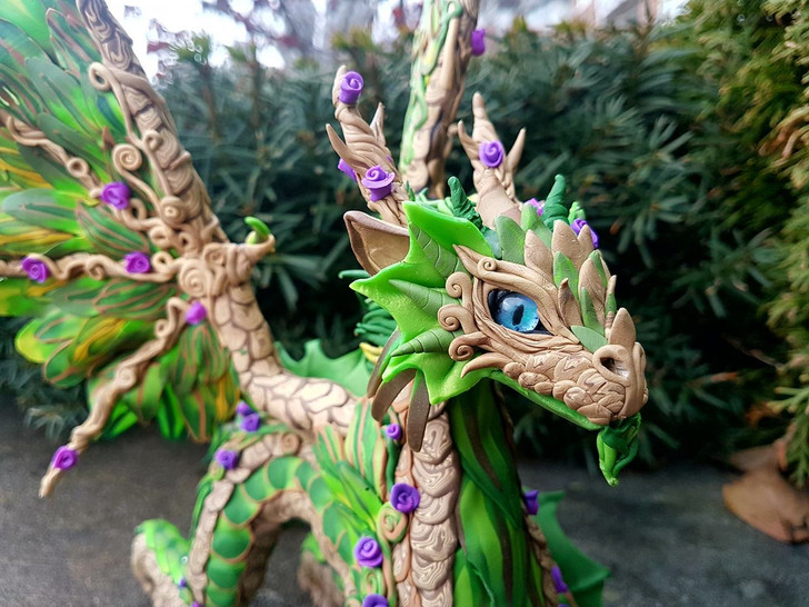 Forest Dragon Catalog Custom Order