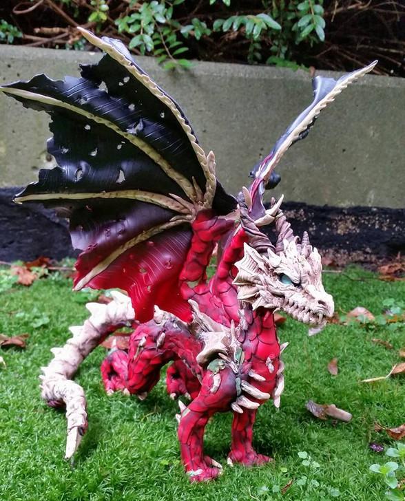 Zombie Dragon Catalog Custom Order
