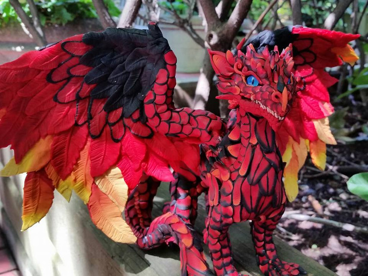Fire Dragon Catalog Custom Order
