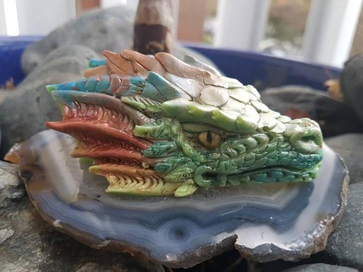 Patchouli Dragon Soap