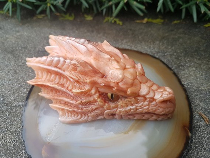 Fudge Dragon Soap