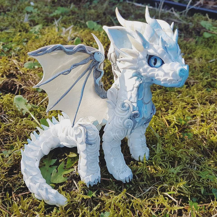 Baby WINTER Dragon Custom Order