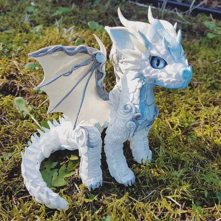 Baby WINTER Dragon Custom Order