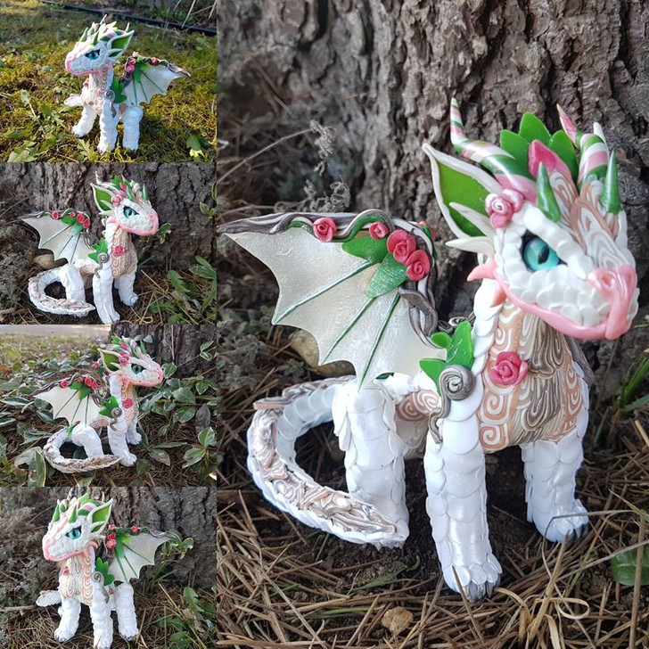Baby Spring Dragon Custom Order