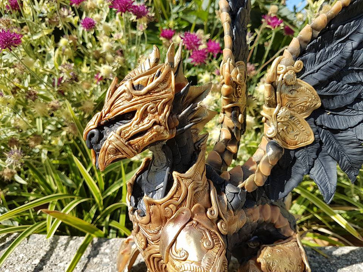 Armor Dragon Custom Order